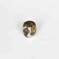 初入荷!超限定!パラサイト[セリコ隕石] のビーズ    No,24    13.6×13.8mm【パワーストーン・天然石】