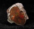 激安!貴重な赤色遊色!チョコレートオパールの原石 /10月 【パワーストーン/天然石】