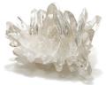 特価!珍品!大きめアーカンソー産水晶のクラスター No.4【パワーストーン・天然石】