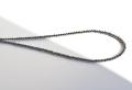 限定!最高品質ブラックダイアモンド(ダイヤモンド)SA+ランク 3.5~4.5mm   54ct   ネックレス      1
