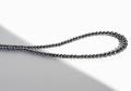 限定!最高品質ブラックダイアモンド(ダイヤモンド)SA+ランク 4.5~6.5mm   103ct   ネックレス        2