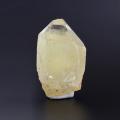 限定特価!ブラジル産☆レモンクォーツ(サルファーインクォーツ)原石[4]       79.5×51mm
