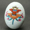 限定入荷!ネパール産★神様のギフト・仏陀のシンボル【勝利の旗】  2   /4月【天然石・パワーストーン】