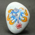 限定入荷!ネパール産★神様のギフト・仏陀のシンボル【コンク貝】  7   /4月  【天然石・パワーストーン】