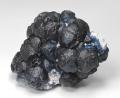 超人気☆レア!卸価格以下!ディープブルー カラーチェンジフローライトの原石 No,4    【天然石・パワーストーン】