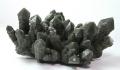 限定!内モンゴル産 ダークグリーンクォーツクラスター   ファインミネラル   /4月   【天然石・パワーストーン】