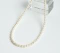 【伊勢】真珠化学研究所鑑別書付★アコヤ貝真珠のベビーパール  5mm前後ネックレス   38cm    3