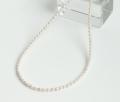 【伊勢浄化済み】真珠化学研究所鑑別書付★アコヤ貝真珠のベビーパール 3.5mm前後ネックレス    42cm    4
