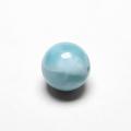 限定!ラリマーAAの15.3mm 1粒ビーズ No.4 【天然石・パワーストーン】