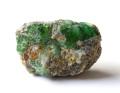 限定!ツァボライト(グリーン・グロッシュラー・ガーネット)の原石   【2】      /1月【天然石・パワーストーン】