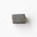 デンバー2019!珍品!超限定!ギベオン隕石の原石カット 12.8×7.6mm  No.1  【天然石・パワーストーン】