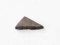 デンバー2019!珍品!超限定!ギベオン隕石の原石カット 16.6×12.3mm  No.2  【天然石・パワーストーン】
