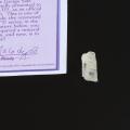 GW特価!証明書付き!melodyさんのペタライト原石18.3×8.8mm   [No.4]  パワーストーン 天然石