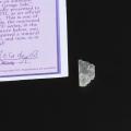GW特価!証明書付き!melodyさんのペタライト原石16.2×9.2mm   [No.9]  パワーストーン 天然石