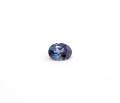 限定!激変タイプ☆べキリーブルー ガーネットのルース  【0.24ct】  4.2×3.2mm     6            【パワーストーン・天然石】/1月