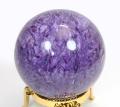 限定!大特価!高品質チャロアイトAAAの48.mm丸玉 【パワーストーン・天然石】 sale12 crystal