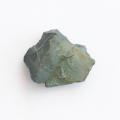 【伊勢浄化済み】貴重な出雲産 青めのう(碧石)原石 約 34.2×35.4mm  【1】            【パワーストーン,天然石】