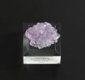 GWフェア!限定!高品質!インドのカルール産で咲く薔薇アメジスト  原石    No.1        【天然石・パワーストーン】