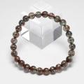 激安!高品質 縞目アンデシンSAの約6.6〜6.8mmブレスレット  〈No.14〉  sale14  bracelet