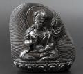 日本初入荷!ネパール ヒマラヤ産★サリグラム アンモナイト パドマサンバヴァ(蓮華王)
