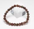 激安!高品質 縞目アンデシンSAの約6.6〜7mmブレスレット  〈No.15〉  sale14  bracelet