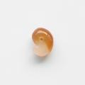 【伊勢浄化済み!】ロット鑑別済☆赤水晶(クォーツァイト)勾玉   約10×15mm前後   No.30