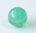 特価!宝石質エメラルドの丸玉  14.4mm   /5月   【天然石・パワーストーン】