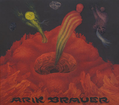 ARIK BRAUER/Same (1971/1st) (エリク・ブラウアー/Austria)