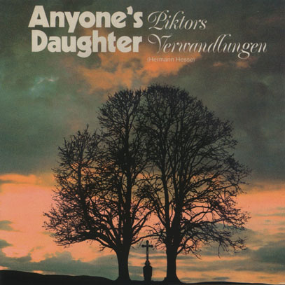 ANYONE'S DAUGHTER/Piktors Verwandlungen (1981/3rd) (エニワンズ・ドーター/German)