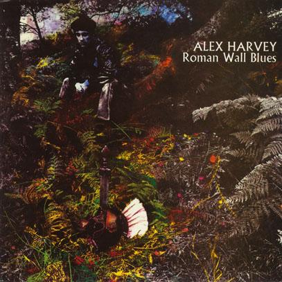 ALEX HARVEY/Roman Wall Blues (1969/3rd) (アレックス・ハーヴェイ/UK)