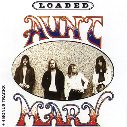 AUNT MARY/Loaded (1972/2nd) (アーント・マリー/Norway)