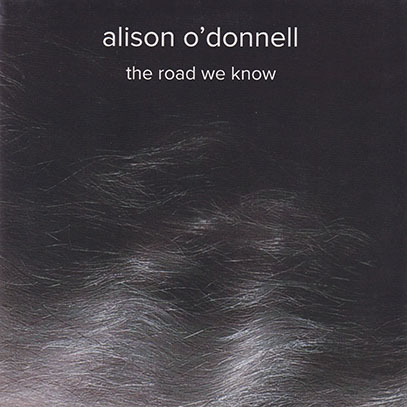 ALISON O'DONNELL/The Road We Know(7inch EP) (2017/EP) (アリソン・オドンネル/Ireland,UK)