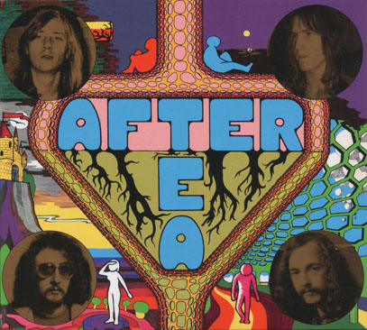 AFTER TEA/Joint House Blues (1970/3rd) (アフター・ティー/Holland)