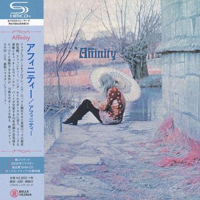 AFFINITY/Same(アフィニティ SHM-CD) (1970/only) (アフィニティ/UK)