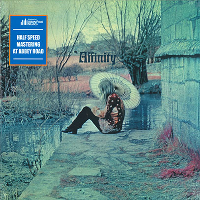 AFFINITY/Same: Half Speed Master(LP) (1970/only) (アフィニティ/UK)