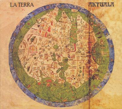 AKTUALA/La Terra (1974/2nd) (アクトゥアラ/Italy)