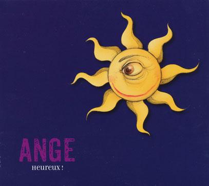 ANGE/Heureux! (2018) (アンジュ/France)