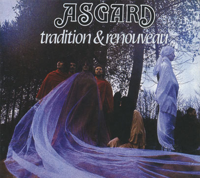 ASGARD/Tradition & Renouveau (1978/2nd) (アスガール/France)