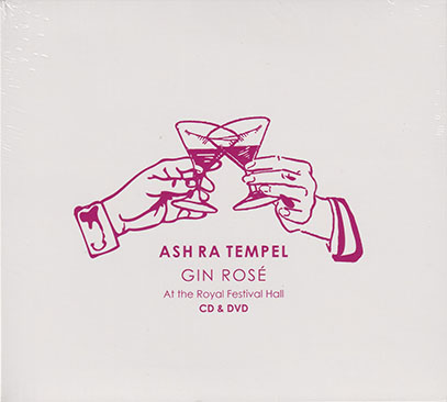 ASH RA TEMPEL/Gin Rose: Live At The Royal Festival Hall(CD+DVD) (2000/Live) (アシュ・ラ・テンペル/German)