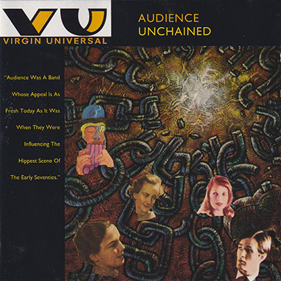 AUDIENCE/Unchained(Used CD) (1970-72/Comp.) (オーディエンス/UK)