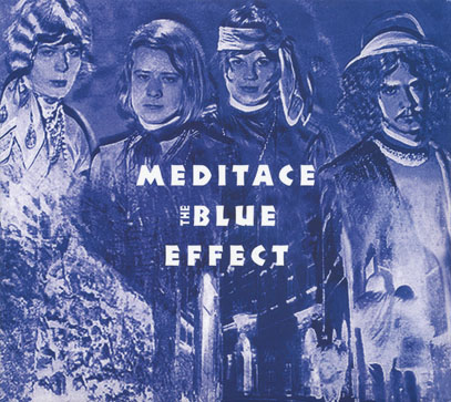 BLUE EFFECT/Meditace (1970/1st) (ブルー・エフェクト/Czech)
