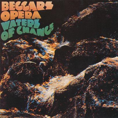 BEGGARS OPERA/Waters Of Change(Used CD) (1971/2nd) (ベガーズ・オペラ/UK)