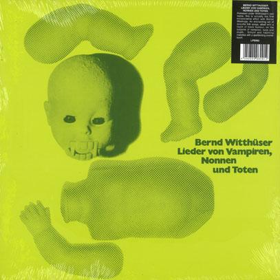 BERND WITTHUSER/Lieder Von Vampiren, Nonnen Und Toten(LP) (1970/1st) (ベルント・ヴィットゥーザー/German)