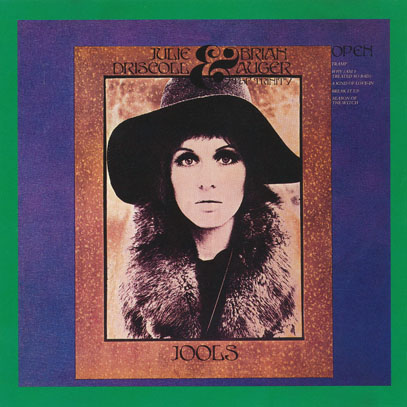 JULIE DRISCOLL BRIAN AUGER & THE TRINITY/Open(Used CD) (1967/1st) (ジュリー・ドリスコール,ブライアン・オーガー&ザ・トリニティ)