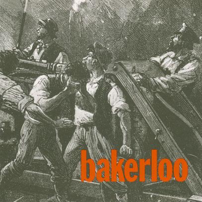 BAKERLOO/Same (1969/only) (ベーカルー/UK)