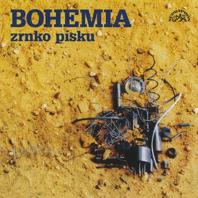 BOHEMIA/Zrnko Pisku (1978/only) (ボヘミア/Czech-Slovak)