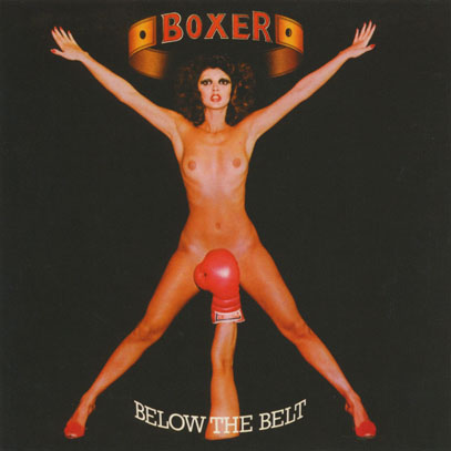 BOXER/Below The Belt (1975/1st) (ボクサー/UK)
