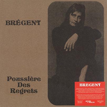 BREGENT/Poussiere Des Regrets(LP) (1973/1st) (ブレジャン/Canada)