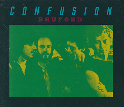 BRUFORD/Confusion(Used 2CD) (1979/Live) (ブルーフォード/UK)