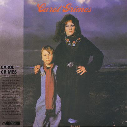CAROL GRIMES/Same (1975/2nd) (キャロル・グライムス/UK)